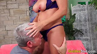 Stunning Mature Redhead Andi James Gets Passionately Poked